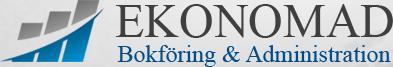 Ekonomad Bokföring & Administration Logo